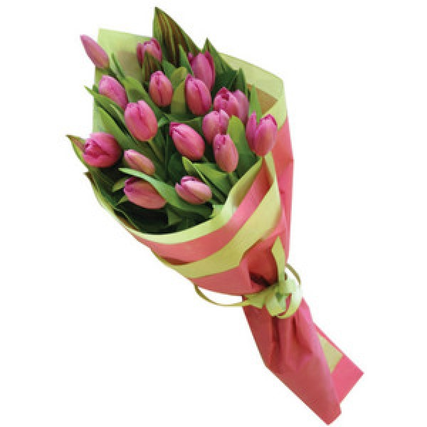 Send Tulip Bouquet HAB Flower Gifts to Dubai with Flowers Dubai ...